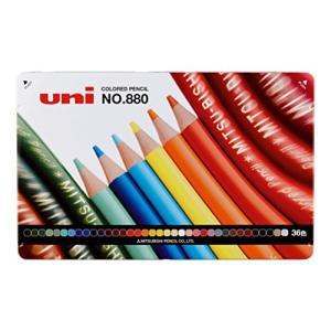 三菱鉛筆 色鉛筆 880 36色 K88036CP|web-mark