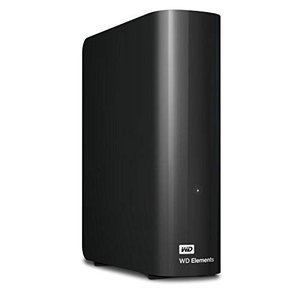 WD 外付けハードディスク 8TB Elements Desktop External Hard D...