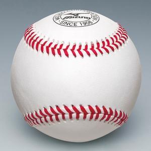 ミズノ 硬式野球ボール ミズノ435 高校練習球 (1ダース/12球入り) 1BJBH43500 web-sports-do