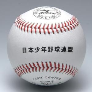 受注生産品 ミズノ 少年硬式野球ボール 日本少年野球連盟 ボーイズリーグ練習球 (1ダース/12球入り) 1BJBL73400 web-sports-do