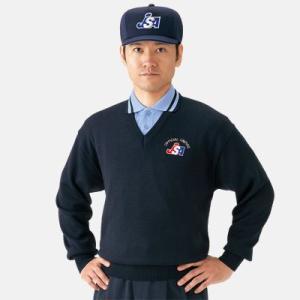 ミズノ ソフトボール審判員用 V首セーター 52SU-4514|web-sports-do