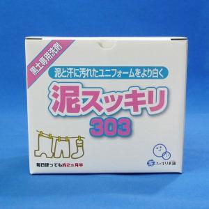 泥スッキリ本舗 泥スッキリ303 泥汚れ専用洗剤 (黒土専用) doro-303N