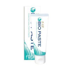 P UP ピーアップ BioPaste バイオペースト 歯磨粉 オーラルケア 歯周病対策 ホワイトニング 口臭対策 60g|web-st