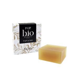 P UP ピーアップ LE SOIN ル・ソワン 洗顔石鹸 100g 天然美容成分100% 無添加|web-st