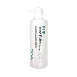 ヘッドエステシャンプーEX HEAD ESTHE SHAMPOO EX 480ml スカルプ オールインワン ノンシリコン 天然成分 P-UP ピーアップ|web-st