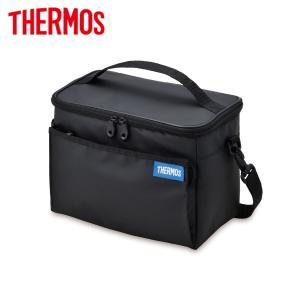 サーモス ソフトクーラー 5L ブラック REQ-005 BK 2019年冬 新製品 THERMOS