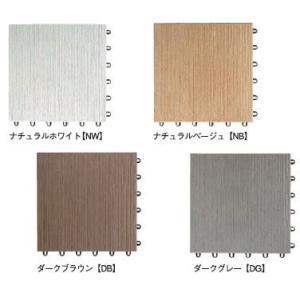 デッキ床化粧材 300ミリ角タイルタイプ|web-takigawa