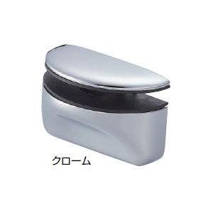棚受け金具(壁収納)棚ブラケットD型クローム|web-takigawa