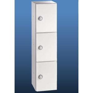 個人用保管箱(ロッカー) プライベートボックス 3コ用|web-takigawa