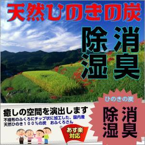 天然ひのき100%の脱臭炭 おふくろさん|web-takigawa