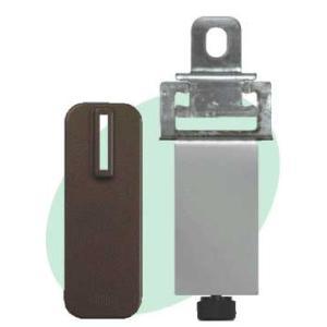 簡易補助錠(鍵) 物件管理ロック かぶせ扉用|web-takigawa