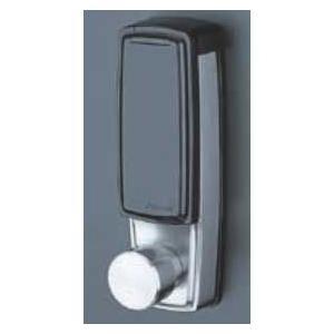 【防犯対策】暗証番号式ドアロック、キーレックス2100用の番号部カバー