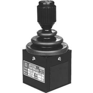 栄通信工業  ジョイスティック スイッチ内蔵タイプ 30JEK-ZU-06R3G|weball