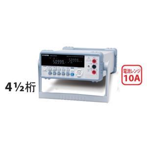 【取寄品】 インステック デュアル表示 4 1/2桁デジタルマルチメータ GDM-8342G weball