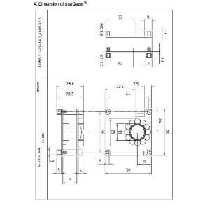 ハギソニック スターゲイザー 位置認識センサー Star Gazer HSG-A-03|weball|02