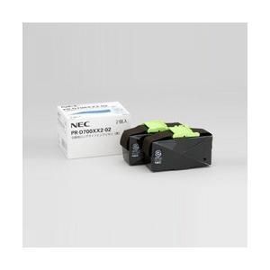 【送料無料】NEC  交換用インクリボン(黒)  PR-D700XX2-02|weball
