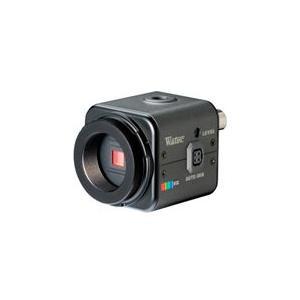 ワテック カラーカメラ(超高感度、高解像度) WAT-231S2 (NTSC)|weball