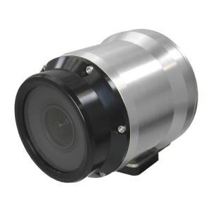 【送料無料】ワテック カラーカメラ(電源重畳型防水カメラ) WAT-400D(NTSC)|weball