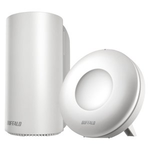 ■専用中継機と組み合わせて、家中すみずみまで快適なWi-Fiネットワークをかんたんに構築、一元管理 ...