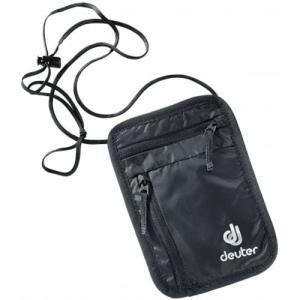 ドイター DEUTER セキュリティーワレットI ブラック D3942016-7000|webby