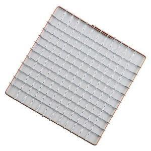飛騨コンロ用アミ 19A17 6号用 15cm 亜鉛引 1686300