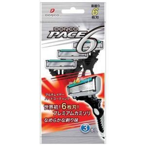 DORCO ドルコ PACE6 SA A100 6枚刃 3本入