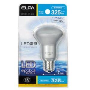 ELPA LED電球ミニレフ形(325lm) LDR4D-H-E17-G610|webby