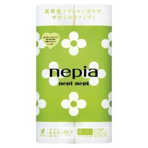 ネピア ネピネピ トイレットロール ダブル 1...の関連商品4