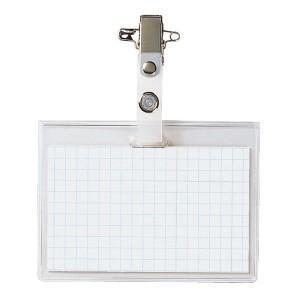 コクヨ タッグ名札 横 カード寸法56×91m...の関連商品8