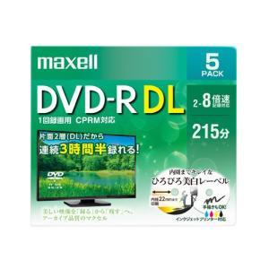 5980円(税込)以上で送料無料!  【商品概要】  ■ 2-8倍速対応 録画用「DVD-R DL」...