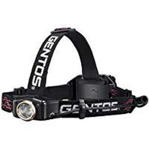 ジェントス GENTOS Gシリーズ ヘッドライト GH-010RG