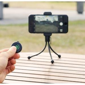 エレコム ELECOM Bluetoothリモコン ブラック P-SRBBK|webby