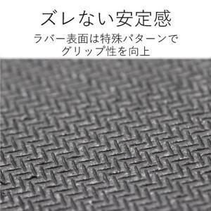 エレコム ELECOM でか過ぎる マウスパッド デスクマット 超大判 ブラック 600mm×297mm MP-DM01BK|webby|04
