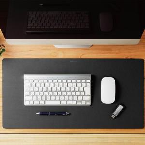 エレコム ELECOM でか過ぎる マウスパッド デスクマット 超大判 ブラック 600mm×297mm MP-DM01BK|webby|06