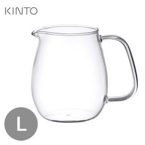 KINTO キントー ユニティー+耐熱ガラスジャグ L 8294 600ml PUN1201
