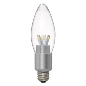 ヤザワコーポレーション シャンデリア形 LED電球 4W LDC4LG32E17|webby