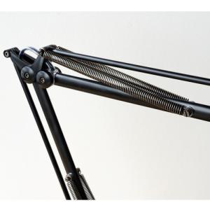 【あすつく】山田照明 Zライト Z-Light LEDデスクライト ブラック Z-80PROIIB|webby|03