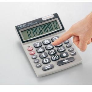 カクセー シニアに優しい12桁電卓 KD-922|webby