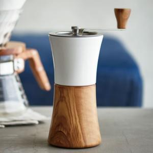 送料無料!  【商品概要】  美味しいコーヒーを淹れる為の大切な備品。 薄がセラミックなので摩擦熱が...