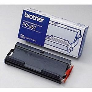 ブラザー 普通紙ファクシミリ用カセット付きリボン...の商品画像