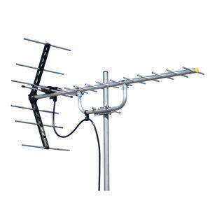 マスプロ電工 地上デジタル放送受信用 家庭用UHFアンテナ 14素子 U146
