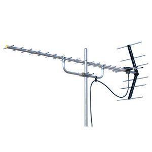 マスプロ電工 地上デジタル放送受信用 家庭用UHFアンテナ 20素子 U206