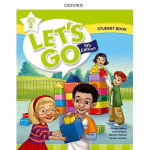 Oxford University Press Let's Go 5th Edition Let's...