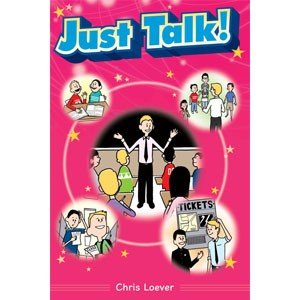 Maple Leaf Publishing Just Talk Student Book with CD