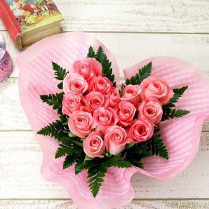 バラ 薔薇 ピンクハート|webflora