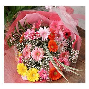 ガーベラ 花束 フラワーシャワー|webflora
