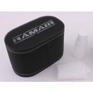 【在庫あり】RAMAIR ラムエア エアーフィルター MSシリーズ YAMAHA TDM850 webike02