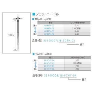 Mikuni ミクニ ジェットニードル その他 TM(RS)キャブレター|webike02