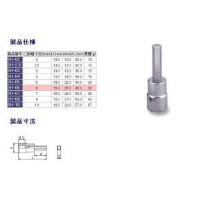 TONE トネ ヘキサゴンソケット/6.35mmの関連商品9