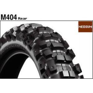 BRIDGESTONE MOTOCROSS M404 70/100-10 38M Wモトクロス タイヤ webike02